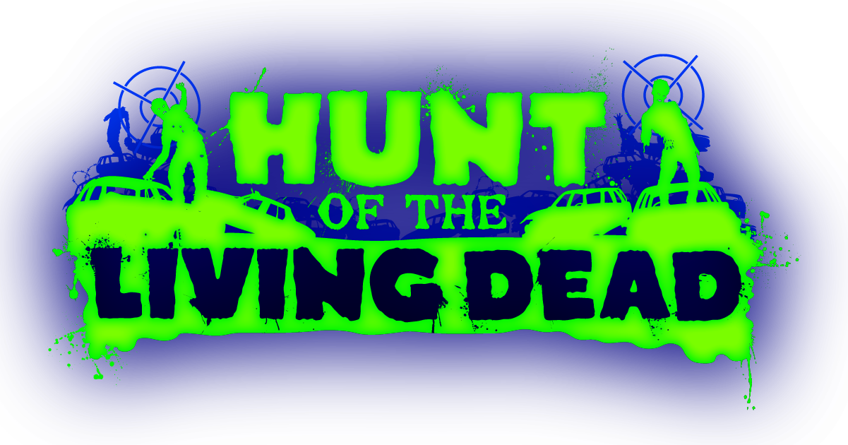 Hunt of the Living Dead Logo